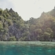 Twins Lagoon with Cliffs. Coron. Palawan. Philippines - VideoHive Item for Sale