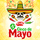 Cinco de Mayo Party Poster vol.7 - GraphicRiver Item for Sale