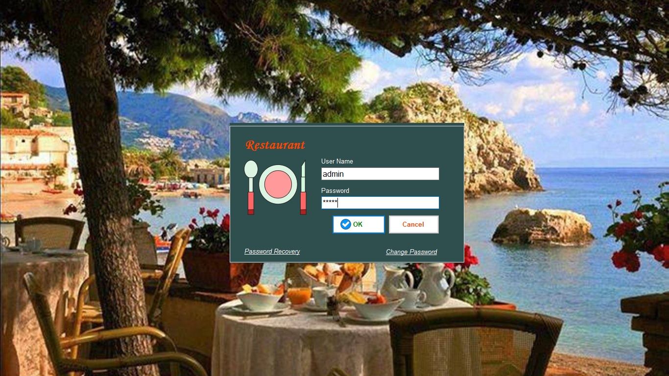 Easy Restaurant Management System | All Reports with full source code