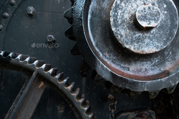 Old rusty tools detail. - Stock Photo - Images