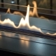 Modern Bio Fireplot Fireplace on Ethanol Gas. Smart Ecological - VideoHive Item for Sale