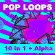 Pop Vj Loops Visual Pack - VideoHive Item for Sale