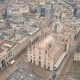 Aerial View of Duomo Di Milano - VideoHive Item for Sale