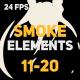 Liquid Elements Smoke 11-20 - VideoHive Item for Sale