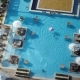 View From the Hotel in Dubai at the Pool and the Beach with the Ocean, the Incredible Feeling - VideoHive Item for Sale