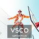 Vsco Lightroom Presets - GraphicRiver Item for Sale