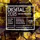 Digital Club Flyer - GraphicRiver Item for Sale