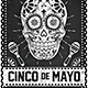 Cinco De Mayo Chalk Flyer