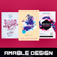 3 in 1 Abstract Flyer/Poster Bundle - GraphicRiver Item for Sale
