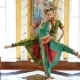 Beautiful Indian Girls Dancer Indian Dance - VideoHive Item for Sale