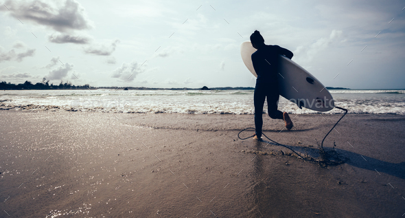 Go surfing - Stock Photo - Images