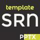 Sarana Creative Template - GraphicRiver Item for Sale