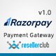 Razorpay Payment Gateway for Reseller Club - CodeCanyon Item for Sale