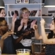 Multi Ethnic Friends Dance Together at House Party. Mixed Race Casual Happy Young Group Celebration - VideoHive Item for Sale