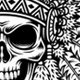 Set of Warrior Skull Characters - GraphicRiver Item for Sale