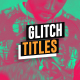Urban Glitch Titles - VideoHive Item for Sale