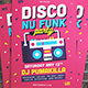 Disco Nu-Funk Party - GraphicRiver Item for Sale