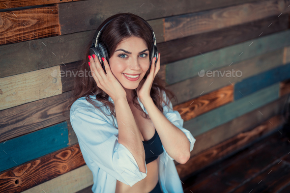 Young happy girl - Stock Photo - Images