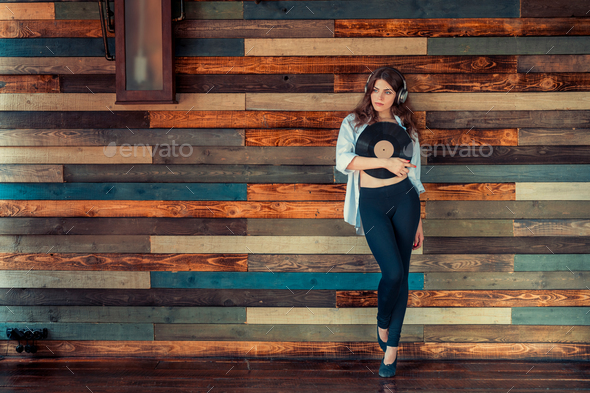 Young beautiful woman - Stock Photo - Images