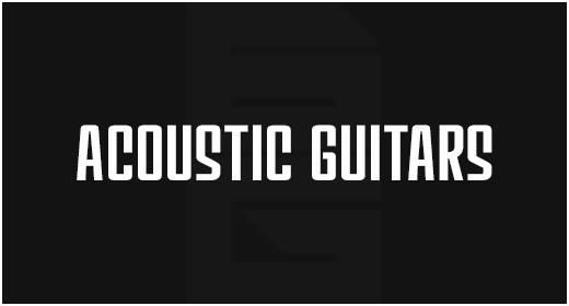 Instrument - Acoustic Guitars