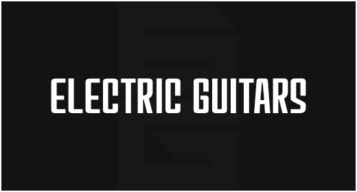 Instrument - Electric Guitars