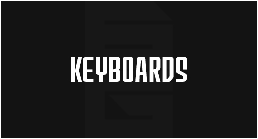 Instrument - Keyboards