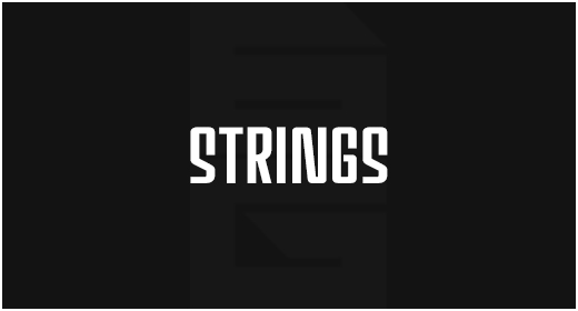 Instrument - Strings