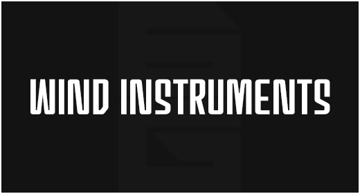 Instrument - Wind Instruments