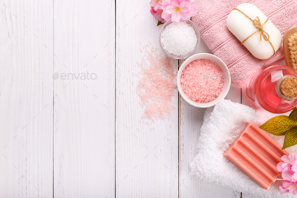 Spa settings - Stock Photo - Images
