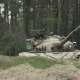 Military Tank Shoots On The Target - VideoHive Item for Sale