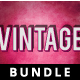 Vintage & Retro Styles Bundle - GraphicRiver Item for Sale