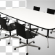 Meeting Tables Rotating - VideoHive Item for Sale