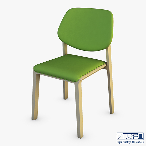 Yard 2002 SE Chair - 3DOcean Item for Sale
