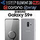 Samsung Galaxy S9 PLUS Titanium Gray