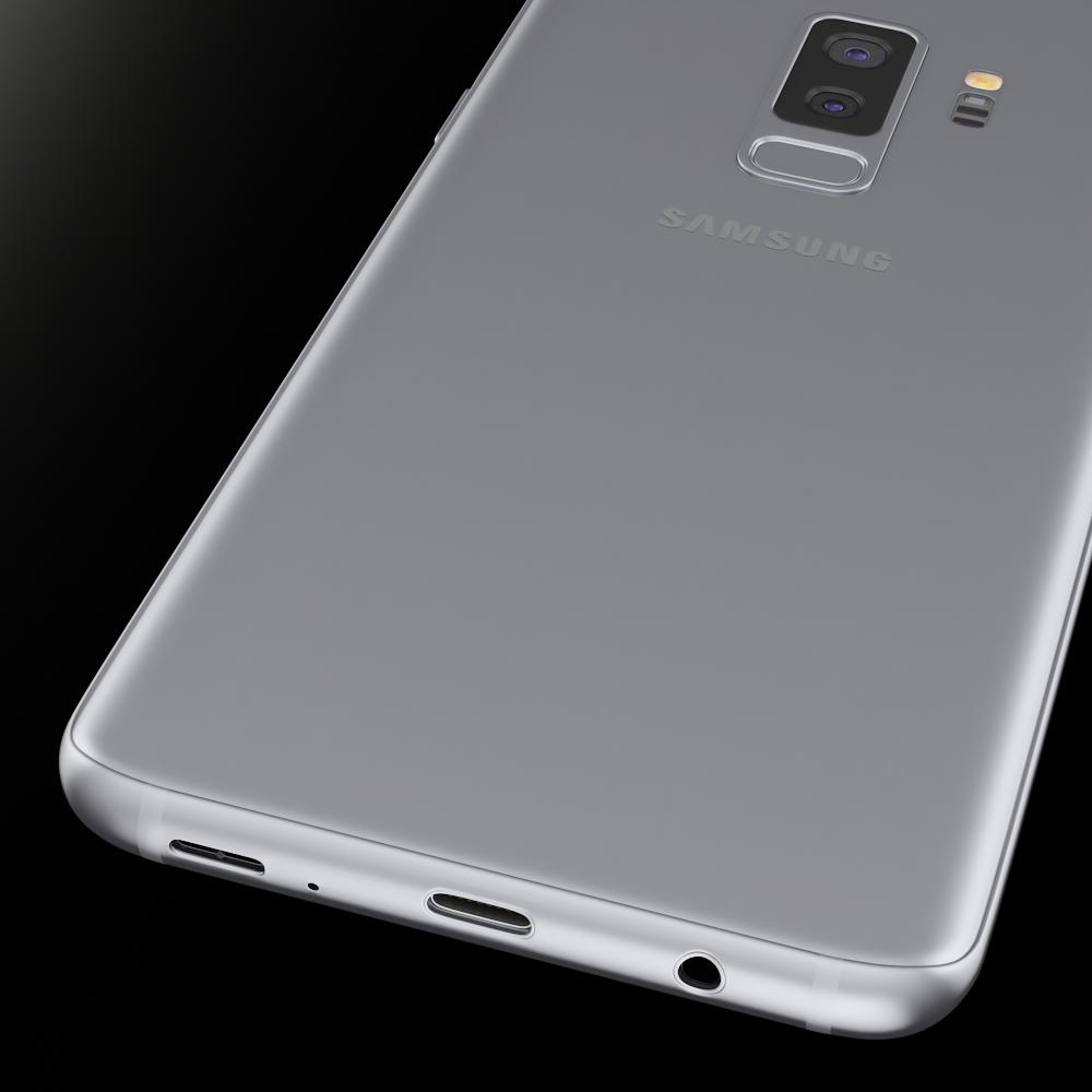 Samsung Galaxy S9 PLUS Titanium Gray
