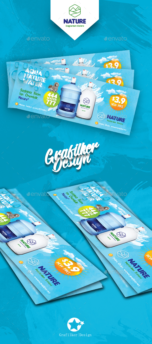 Water Service Cover Templates - Facebook Timeline Covers Social Media