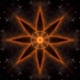 Flamed Lotus Mandala VJ Loop - VideoHive Item for Sale