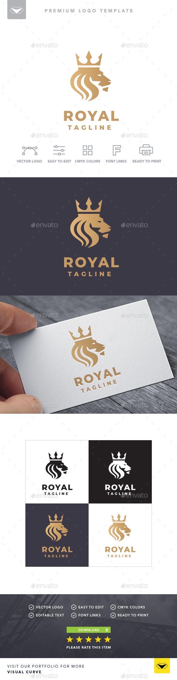 Royal Logo - Logo Templates