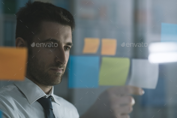 Creative business solutions and strategy - Stock Photo - Images