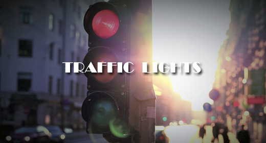 TRAFFIC LIGHTS FOOTAGE COLLECTION
