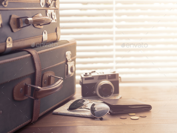 Leaving for vacation - Stock Photo - Images