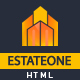Estateone - Real Estate business or Real Estate Marketing Multipurpose Template