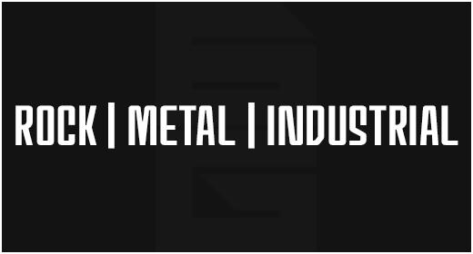 Genre - Rock | Metal | Industrial