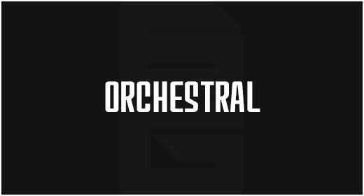 Genre - Orchestral