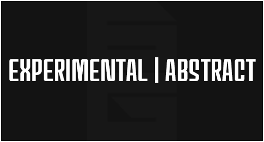 Genre - Experimental | Abstract