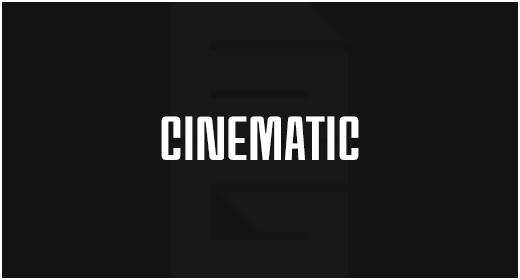 Genre - Cinematic