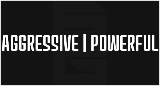 Mood - Aggressive | Powerful