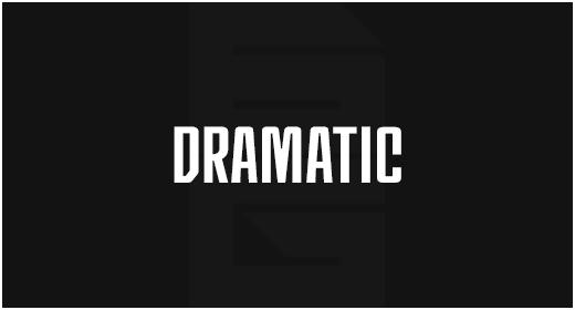 Mood - Dramatic