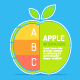 Apple Fruit Infographic - GraphicRiver Item for Sale