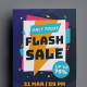 Flash Sale Flyer - GraphicRiver Item for Sale